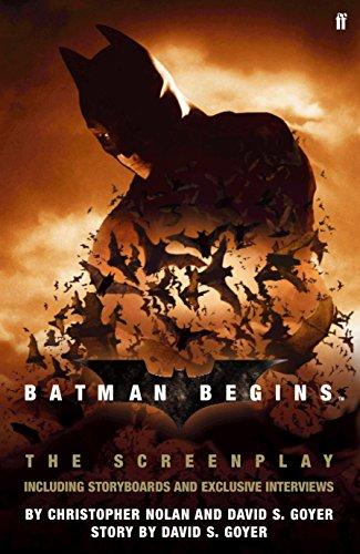 Batman Begins by Brand: Faber Faber