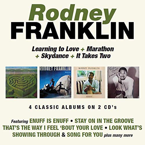 Learning To Love / Marathon / Skydance / It Takes Two