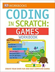 Perfect for children ages 6–9 who are new to coding, this highly visual workbook is a fun introduction to Scratch, a free computer coding programming language, that will take kids from playing games to creating them.       With easy-to...