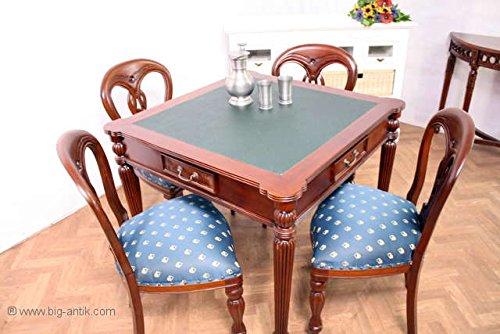 Salon mesa escritorio mesa de reuniones/Empire estilo/4 cajones ...