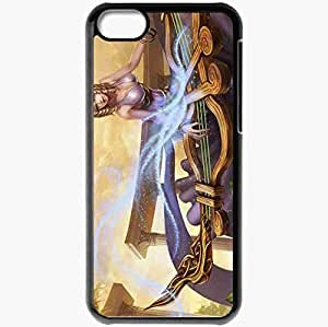 XiFu*MeiPersonalized iPhone 5C Cell phone Case/Cover Skin League Of Legends BlackXiFu*Mei