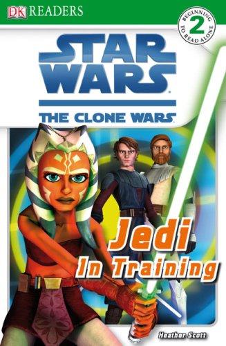 Read Online Jedi In Training (Turtleback School & Library Binding Edition) (Star Wars: The Clone Wars) pdf