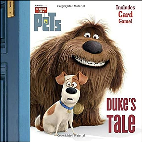 Duke's Tale (The Secret Life of Pets) (Pictureback(R)) by Random House (2016-09-13)