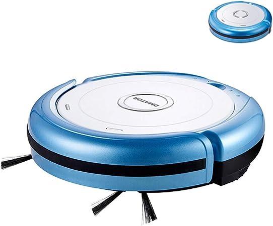 VLERHH Robot Aspirador, Limpiadores Robóticos Limpiador USB Recargable, Mini Automático Smart Clean Robot Limpiador De Suelos Herramienta De Limpieza por Aspiración: Amazon.es: Hogar