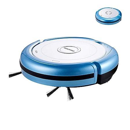 VLERHH Robot Aspirador, Limpiadores Robóticos Limpiador USB ...