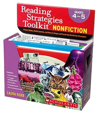 Scholastic Reading Strategies Tool Kit by Scholastic