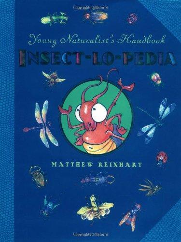 Young Naturalist's Handbook: Insect-lo-pedia Text fb2 book