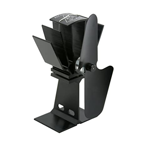Amazon.com: Caframo Ecofan alcona calor Powered ventilador ...