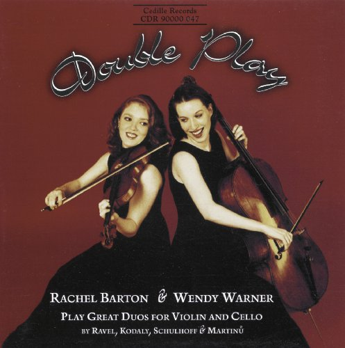 Cd Double Play (Double Play Great Duos for Violin & Cello)