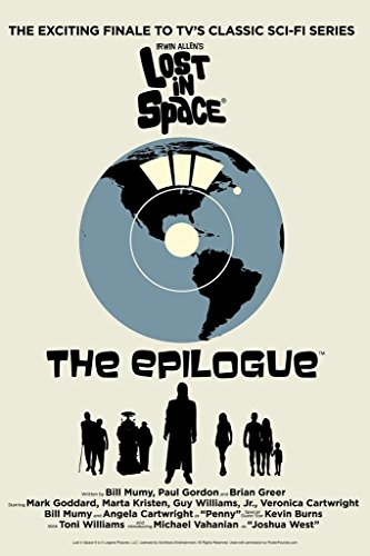 Lost In Space The Epilogue by Juan Ortiz Art Print Poster 24