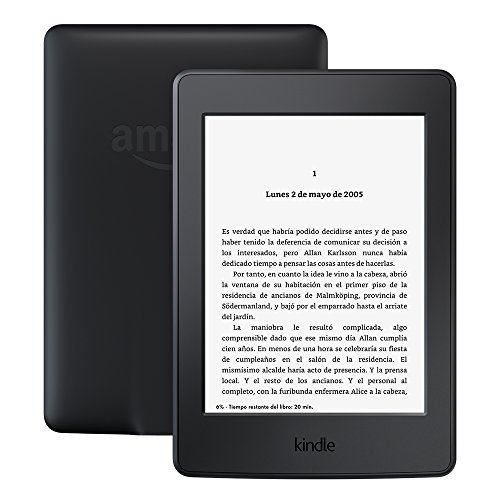 E-reader Kindle Paperwhite, pantalla de 6