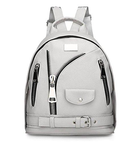 souple la main dos à en 32cm cuir des mode décontracté sac femmes PU de 27 multifonctionnel 13 sac à Sac 4ZqvSS