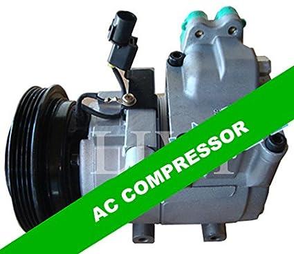 GOWE automático de aire acondicionado ac compresor para coche Hyundai Accent para coche Hyundai Elantra 4pk