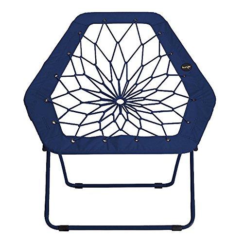 Bunjo Hex Bungee Chair (Blue)