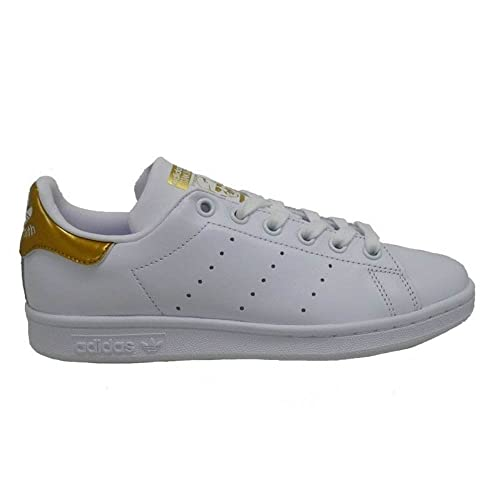 adidas stan smith mujer oro