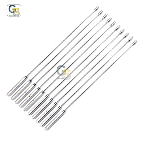 G.S 10 PCS BAKES ROSEBUD SOUNDS DILATOR 6MM BEST QUALITY