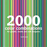 2000 Color Combinations, Garth Lewis, 0764142208
