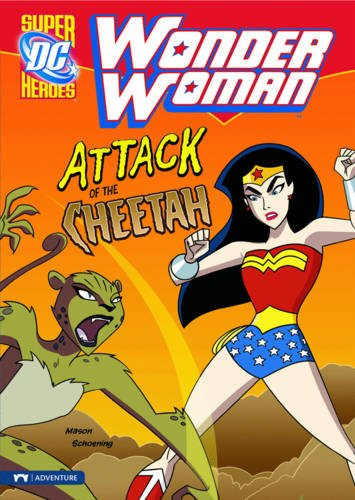 Attack of the Cheetah (DC Super Heroes: Wonder Woman) (Woman Wonder Cheetah)