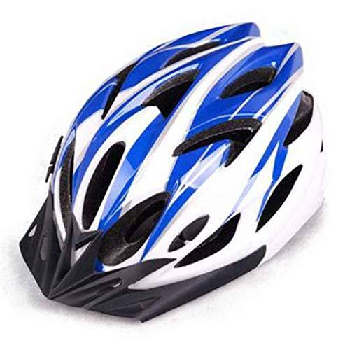 rongweiwang Men's Women's Helmet Mountain Bike Helmet Comfort Safety Bicycle Helme Sport Helmet Cycle Bicycle Helmet
