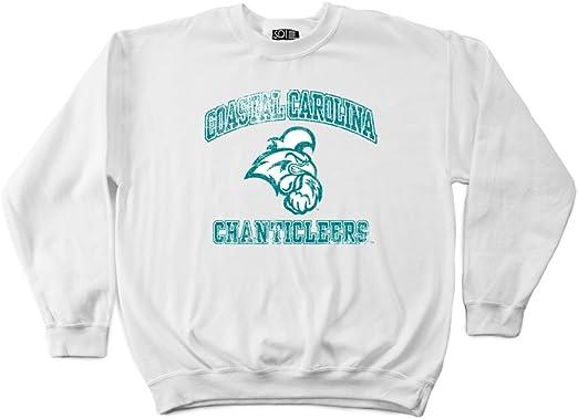 NCAA Coastal Carolina Chanticleers PPCCU02 Toddler Long-Sleeve T-Shirt