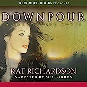 Downpour: Greywalker, Book 6 | Kat Richardson
