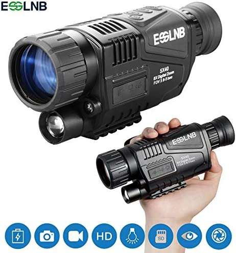 ESSLNB Monocular Infrared Recording Surveilla product image
