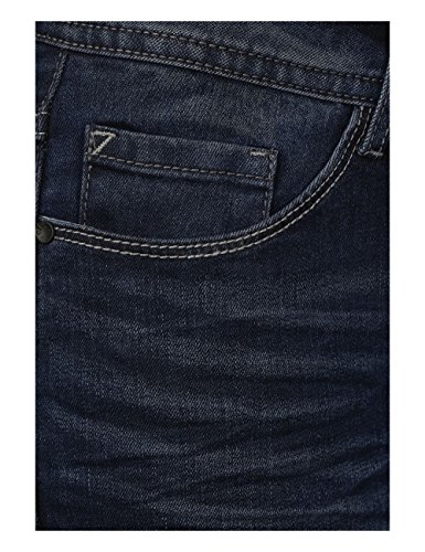 Blu Used 10770 Donna Slim black blue Wash Jeans Cecil w4aOZZ