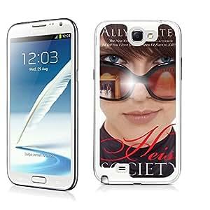 Tnianming Galaxy Note 2 case Samsung Galaxy Note 2 AliyCartar The Heist 1FTbY Society By AliyCartar U2039 Ssn Insider