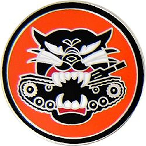 (Tank Destroyer Force Small Hat Pin)