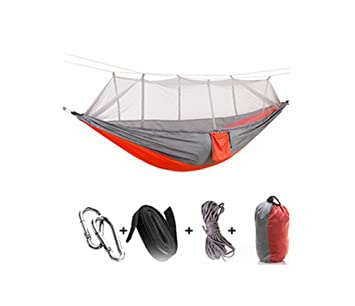 Hängematte Belastbarkeit bis 200 kg Hängematten Camping Liegematte Hängestuhl