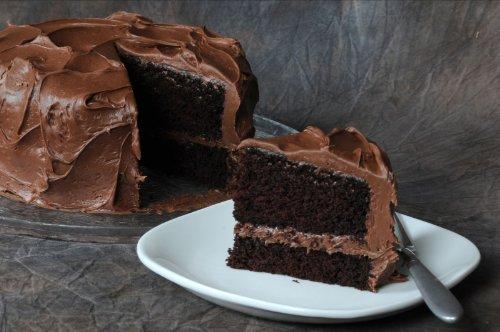 (Gluten-Free Decadent Devil's Chocolate Food Cake or Cupcake Mix)