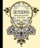 "Seasons Coloring Book: Published in Sweden as ""Tidevarv"""
