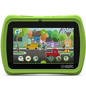 LeapFrog Epic - Tableta para niños con Android (17 cm), Color ...