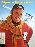 Killy, Jean Claude 11/18/68 autographed magazine