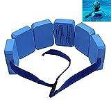 BingHang Swimming Training Aid Waist Adult Child Pool Float Kickboard Foam Floating Belt Swim Waist Belt EVA by