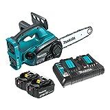 Makita XCU02PT 18V X2 LXT Lithium-Ion (36V) Cordless Chain Saw Kit (5.0Ah)
