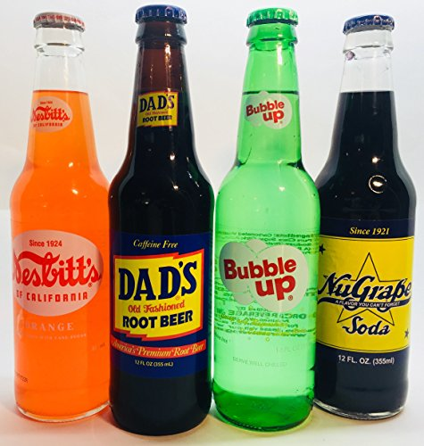 (Mix Case) American Classic Soda Collection 12 -