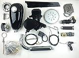 #4: 80cc 2 Cycle Engine Motor Kit for Motorized Bicycle Bike Black