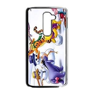 KJHI lightning ffxiii 2 Hot sale Phone Case for LG G2 Black