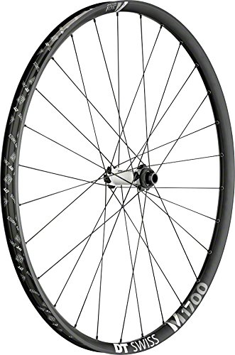 "DT Swiss M1700 Spline 30 Front Wheel: 27.5"", 15x110mm, Centerlock Disc"