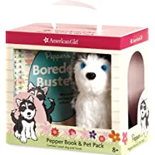 Pepper Book & Pet Package
