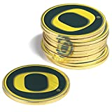 NCAA Oregon Ducks - 12 Pack Ball Markers