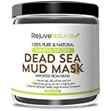 Imported from Israel, RejuveNaturals Dead Sea Mud Mask is believed to gently draw out toxins and impurities from the skin while sloughing away dead cells that can contribute to blackheads, blemishes, and dullness. Try this product as a natural, topic...