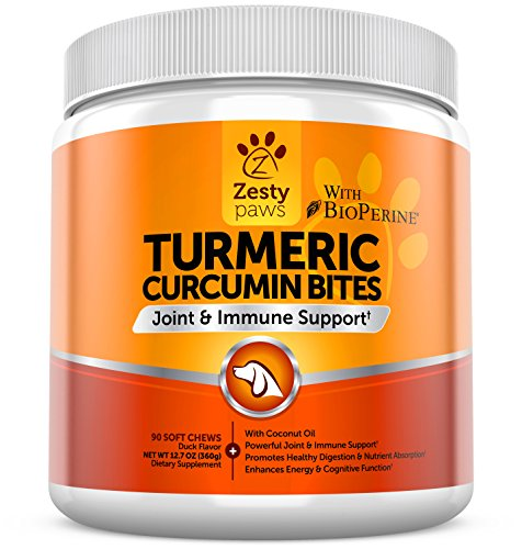 Turmeric Curcumin Treats Dogs Supplements product image