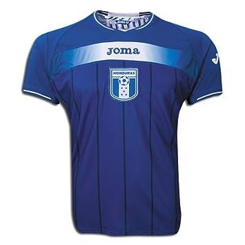 Joma Honduras Camiseta Tercera Manga Corta 2010-11/2010 Tercera (Tamaño De Los
