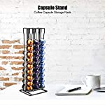 Supporto-per-Capsule-da-caffe-per-Capsule-da-60-Pezzi-Dispenser-per-Rack-a-Torre-per-Lo-stoccaggio-e-lorganizzazione-rastrelliera-per-Torre-Moderna-con-Finitura-Dorata-51×146-Pollici
