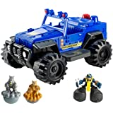 Matchbox Big Boots Police K9 ATV Vehicle