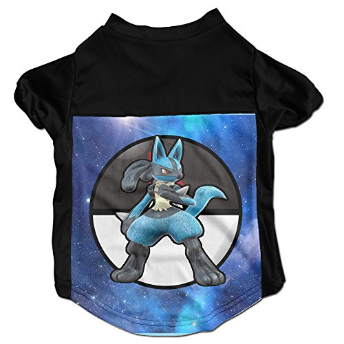 Pokemon Pearl Lucario (LALayton Lucario Fashion Vest L)