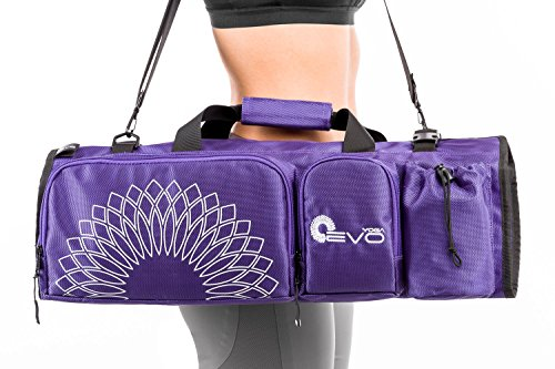 Yoga EVO Yoga Wrap Bag & Gym Duffel Bag Collection – DiZiSports Store