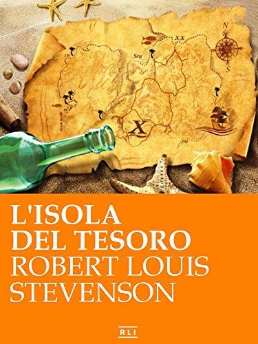 Lisola del tesoro (Italian Edition)